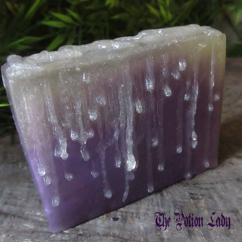 Acacia Ritual Bath Bar | Purity, Peace, Higher Powers, Spiritual Enlightenment, Spirit Guides, Meditation