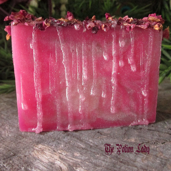 Chuparosa Ritual Bath Bar | True, Sweet Love