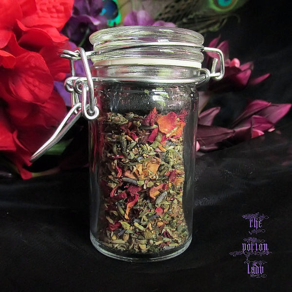 Sequoia Moon Herbal Smudging Blends | The Potion Lady