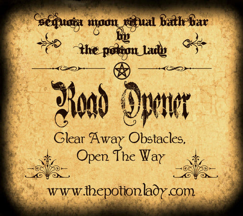 Road Opener Ritual Bath Bar | Open The Way, Clear Away Obstacles