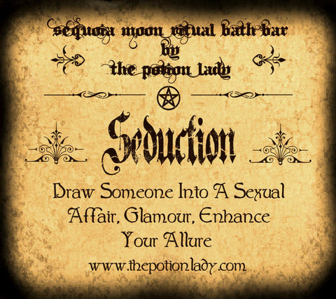 Seduction Ritual Bath Bar | Allure, Glamour, Draw A Lover