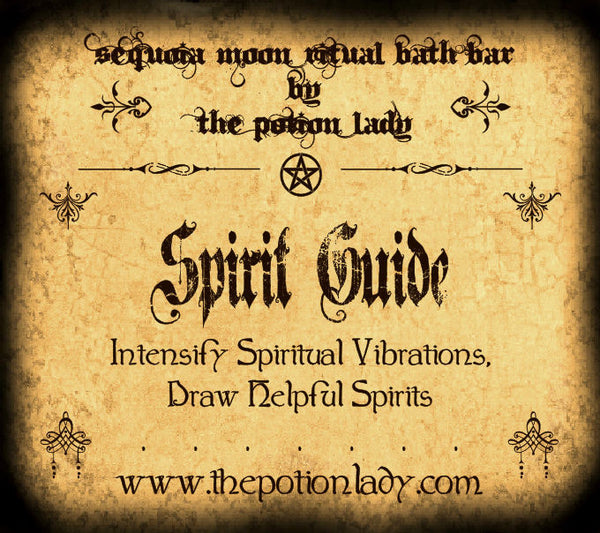 Spirit Guide Ritual Bath Bar | Draw Spirit Guides, Helpful Spirits, Ancestors