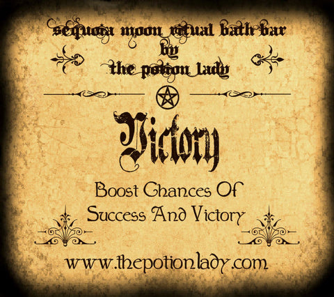 Victory Ritual Bath Bar | Boost Chances Of Success And Victory