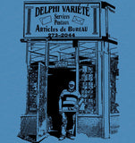 Men's T-shirt « Delphi Variété »