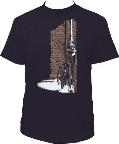 Men's T-shirt « Etienne's bike »