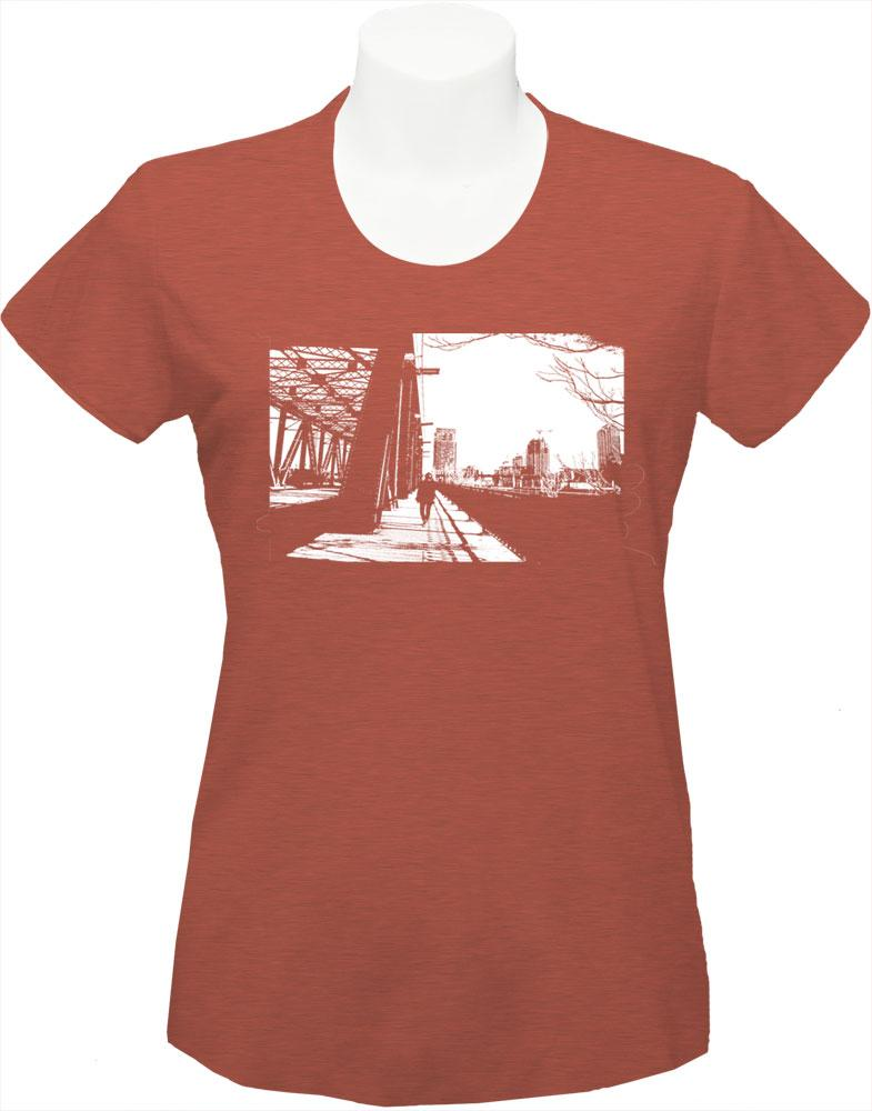 Women's T-shirt « Bathurst Bridge »