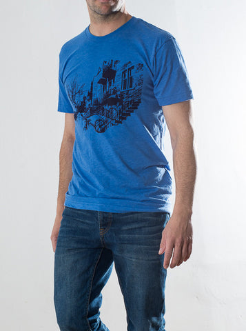 "Men's T-Shirt ""Mile End"""