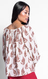 The Fayth Top - Pink Martini Collection