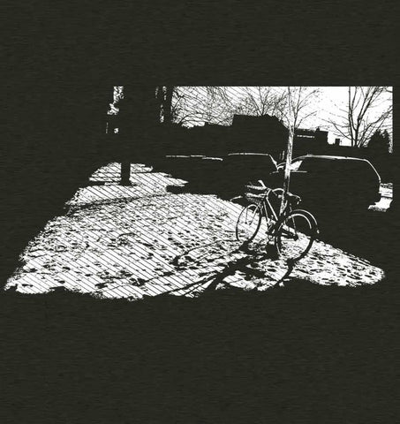 "Men's T-Shirt ""Bicycle park"""