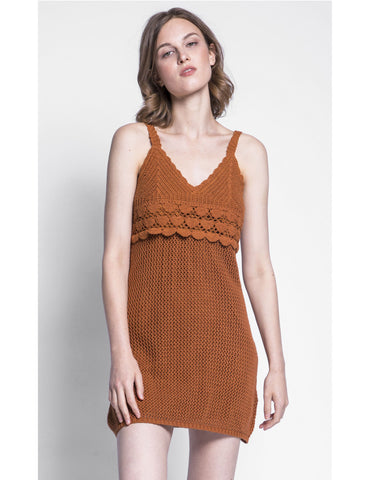 Dress Cooper Sweater Knitted Dress