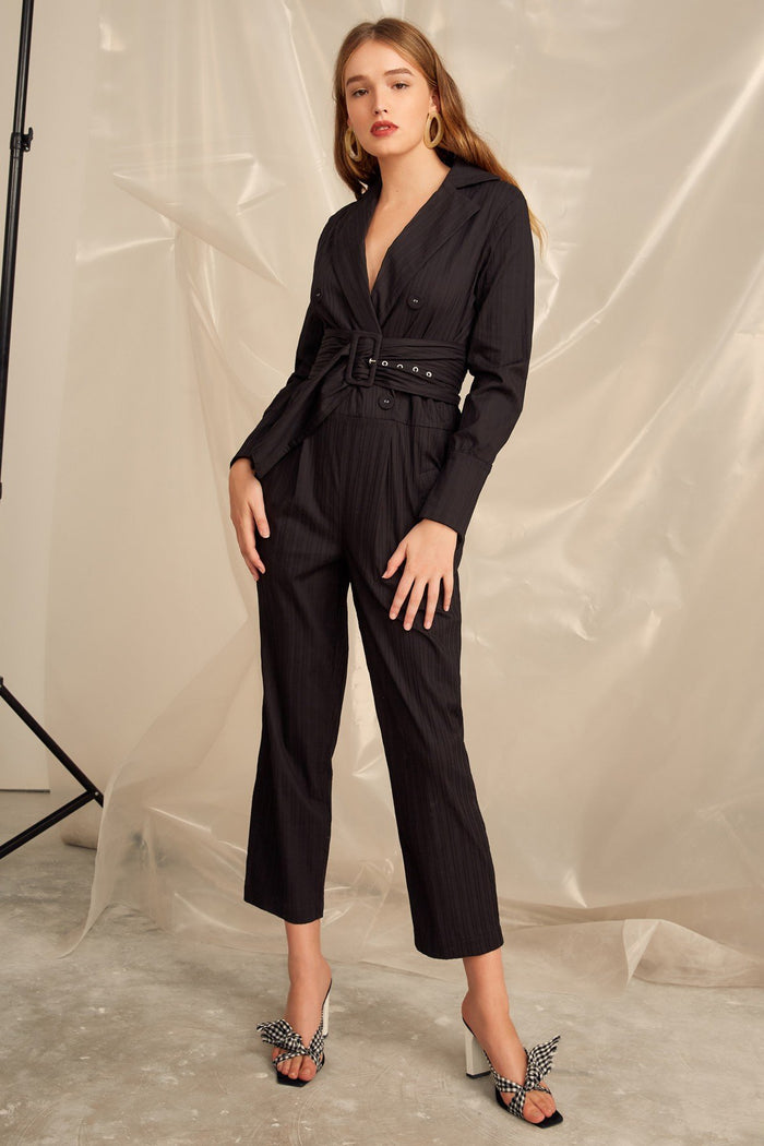 The Moments Jumpsuit Black