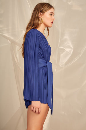 Decided Playsuit Cobalt