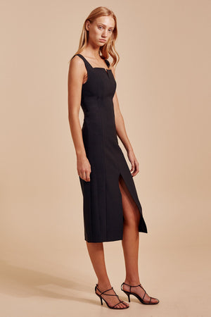 Impulse Dress Black