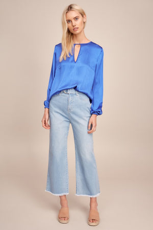 Estella L/S Top Cobalt