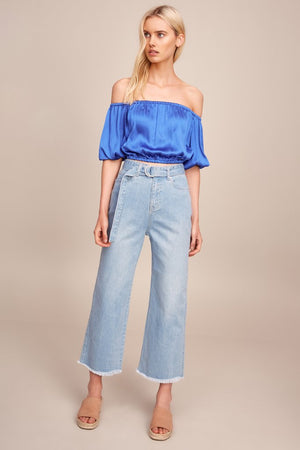 Estella Top Cobalt