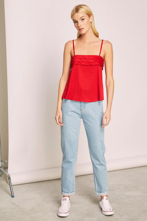 Lotti Top Red