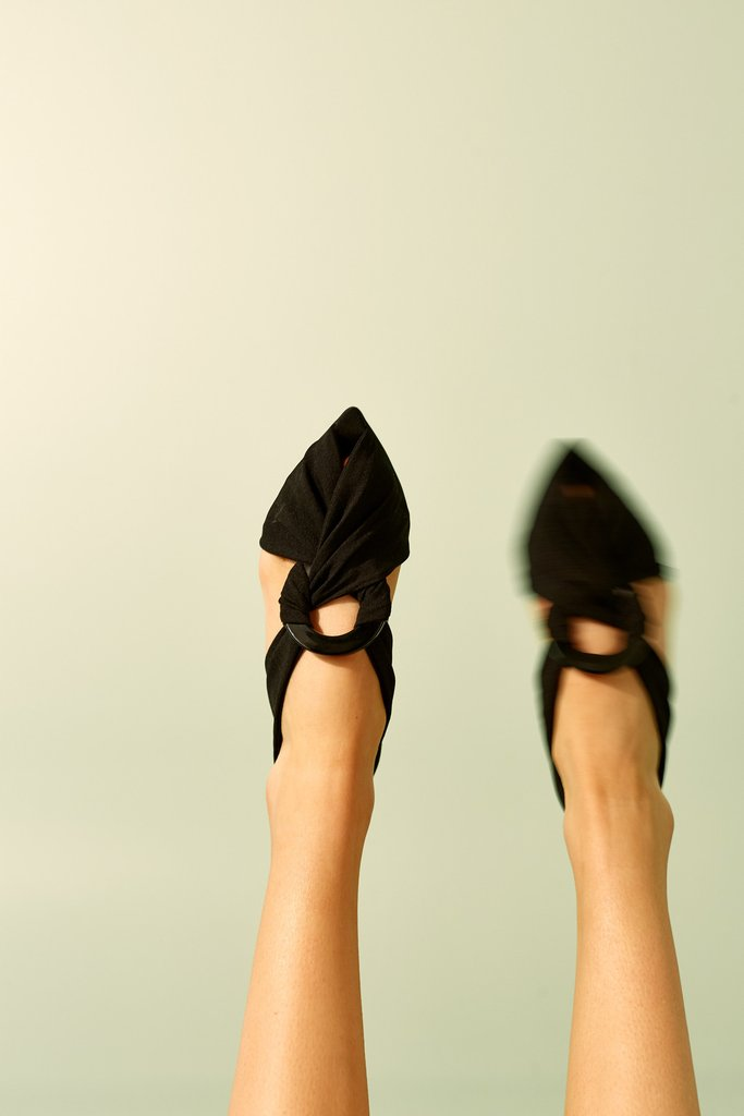 Orbit Heel Black