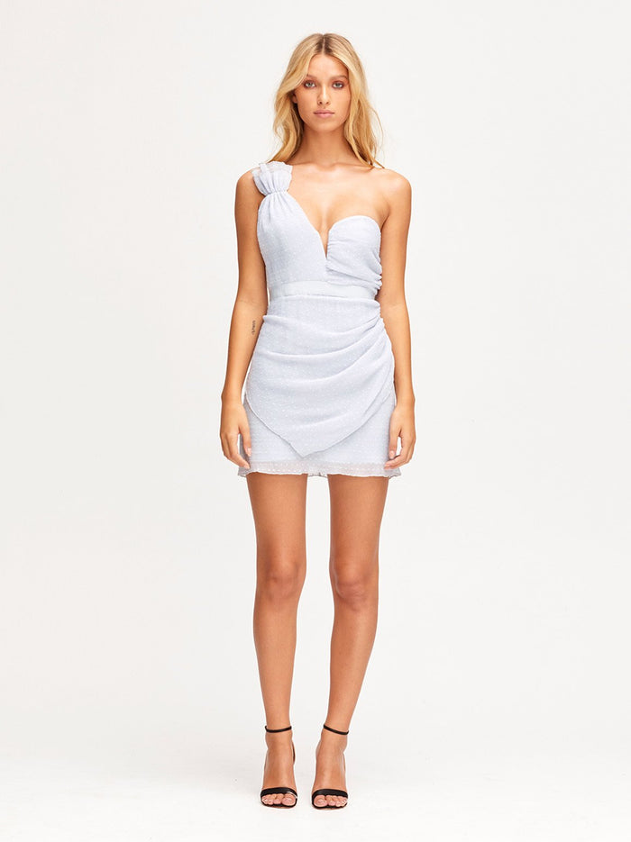 You're The One For Me Mini Dress Crystal
