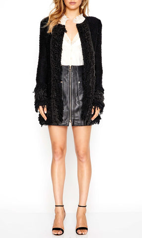 Modern Muse Cardigan Black