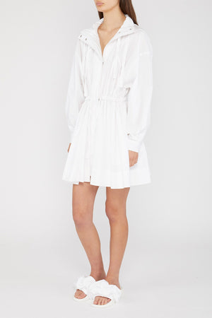 Mavrick Dress White