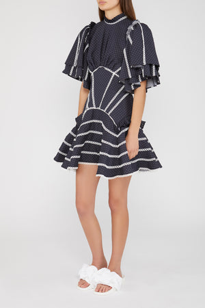 Perry Dress Midnight