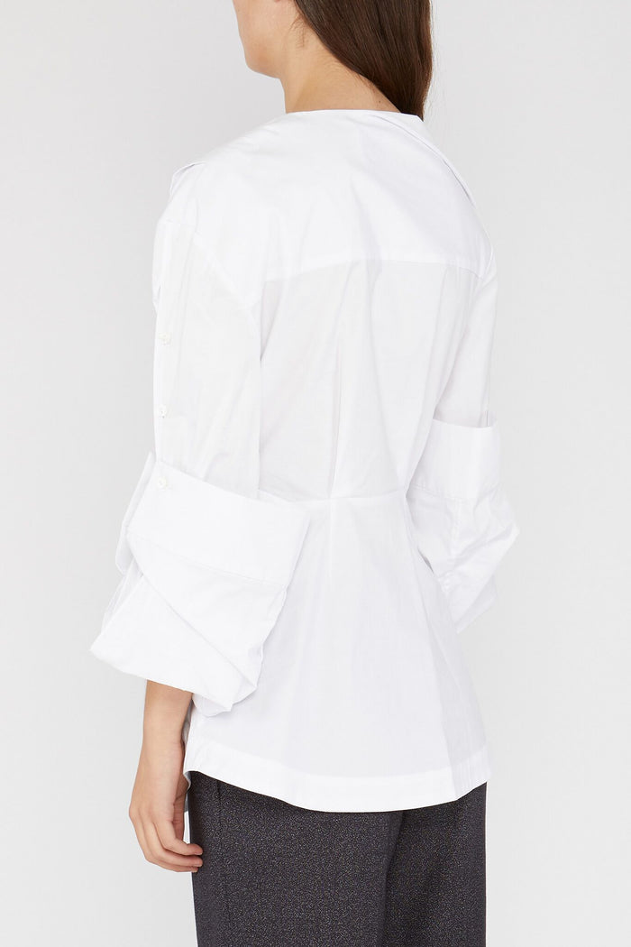 Adair Shirt White