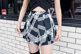 Solar Stripe Shorts