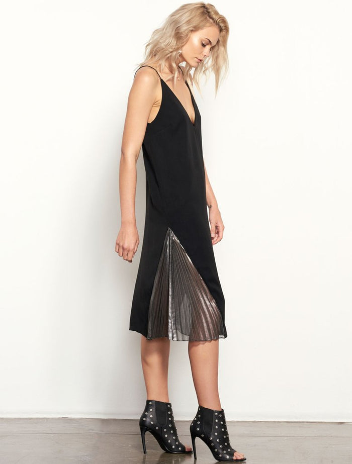 SHINE ON MIDI DRESS