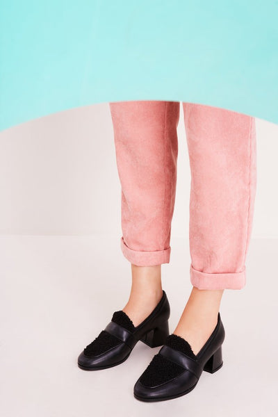 Bah Loafer Black - Sallyrose