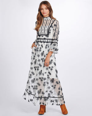 Vivienne Maxi Dress Dandelion