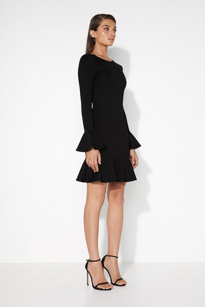 The Lovefool Dress Black