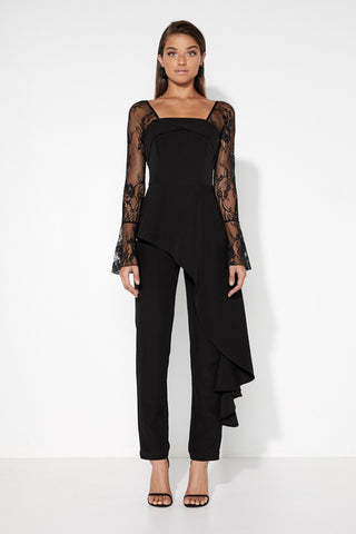 The Formation Jumpsuit Black