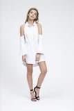 Angel Dream Shirt Dress