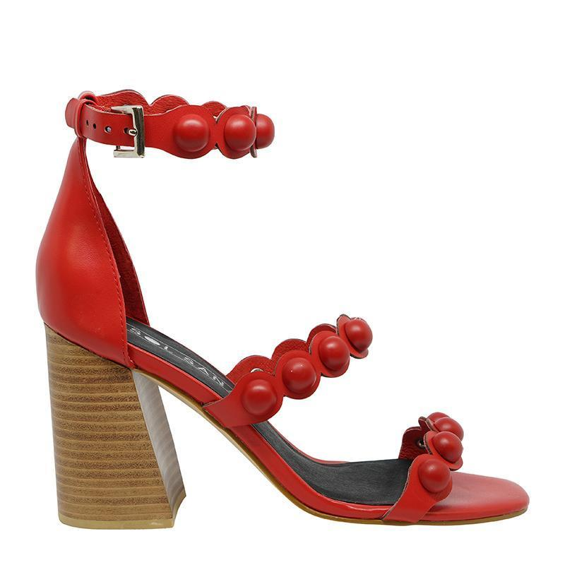 Barb Heel II Strawberry