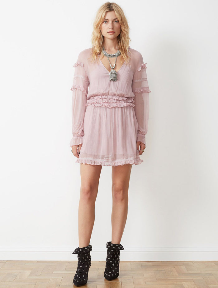 Calla L/S Mini Dress