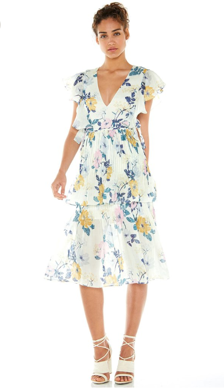 Sweet Something Midi Dress