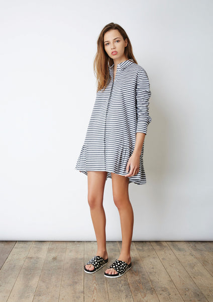 Familiar Stranger Dress - Sallyrose