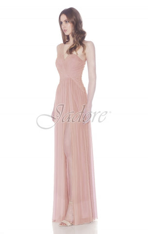 One Shoulder Strap Long Dress - Sallyrose