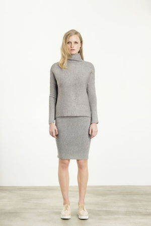 Spectre Knit Skirt