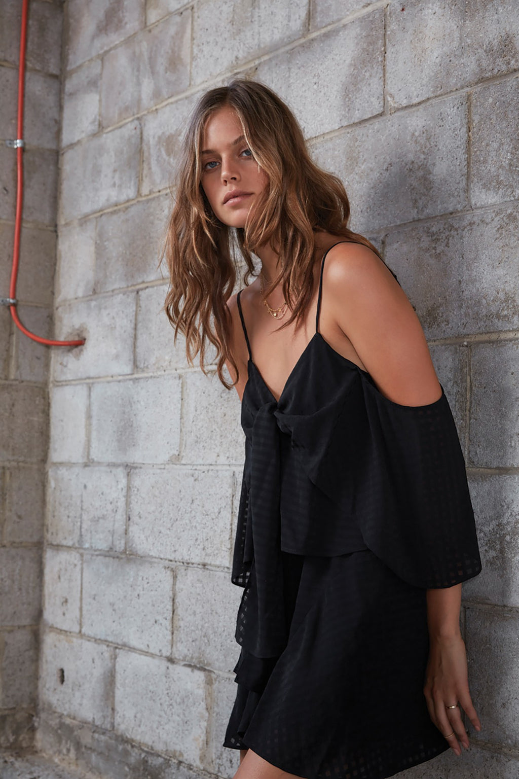 ANYTIME ANYWHERE PLAYSUIT