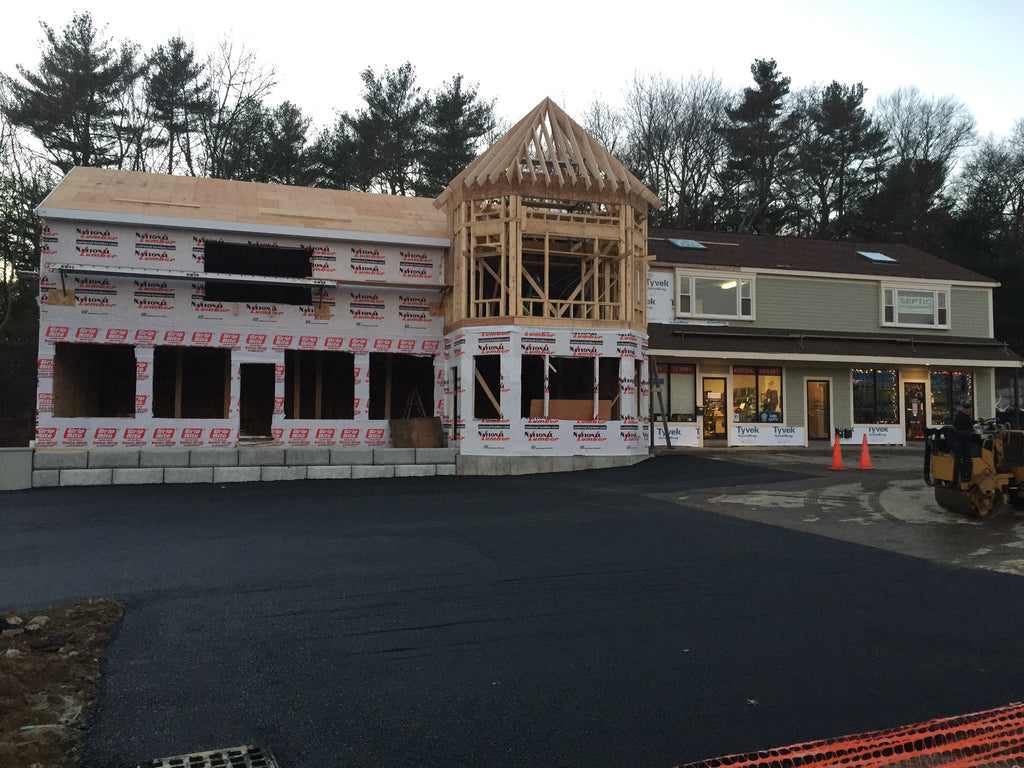 Legit Lacrosse Hanover getting  Close to open!
