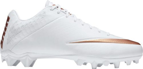 Nike Vapor Speed 2 Lax White/Bronze - Legit Lacrosse, Inc.