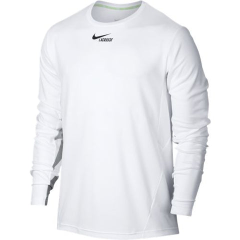 Men's Nike Lacrosse Dri-Fit Long Sleeve - Legit Lacrosse, Inc.