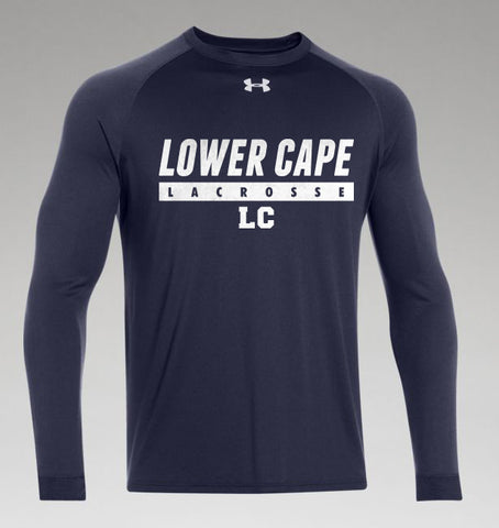 Lower Cape Lacrosse Long Sleeve - Legit Lacrosse, Inc.