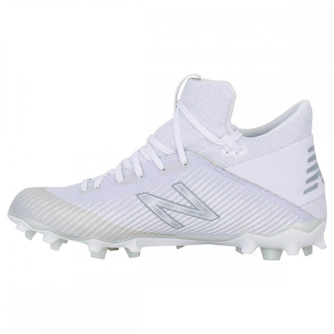 NEW BALANCE FREEZE 2.0 LX-WHITE - Legit Lacrosse, Inc.