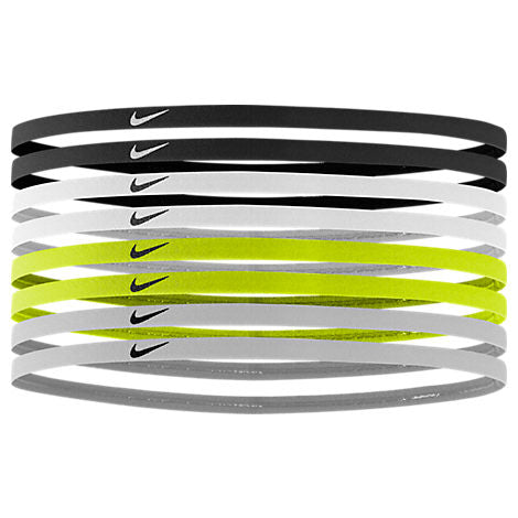 Nike Skinny Hairbands 8pk - Legit Lacrosse, Inc.