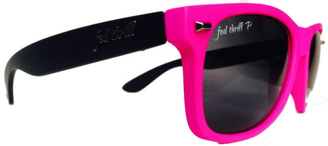 Fed Thrill Fulton DayGlow Sunglasses - Legit Lacrosse, Inc.