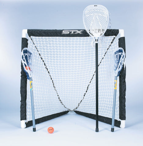 STX Fiddle Mini Lax Game Set