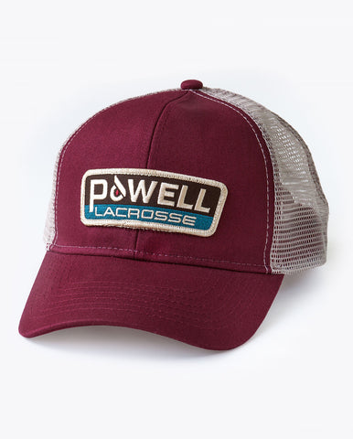 Powell Lacrosse Machinist Hat - Legit Lacrosse, Inc.
