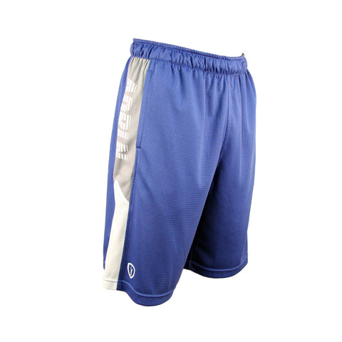 Adrenaline Turbo Shorts (Royal/White/Grey)